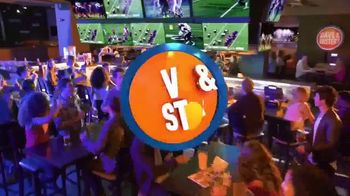 Dave and Buster's TV Spot, 'Your Football HQ' - Thumbnail 2