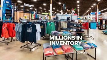 Gander Outdoors Biggest Clearance Event TV Spot, 'Everything Must Go' - Thumbnail 4