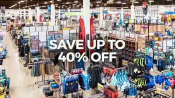 Gander Outdoors Biggest Clearance Event TV Spot, 'Everything Must Go' - Thumbnail 6