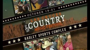 2018 Las Cruces Country Music Festival TV Spot, 'Weekend Pass Tickets' - 2 commercial airings
