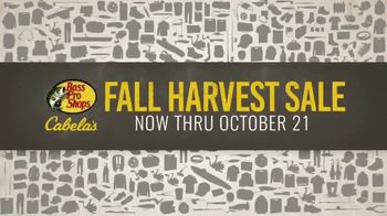 Bass Pro Shops Fall Harvest Sale TV Spot, 'Handheld GPS'