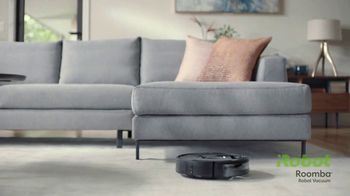 iRobot Roomba i7+ TV Spot, 'Forget About Vacuuming for Weeks'