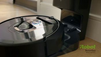 iRobot Roomba i7+ TV Spot, 'Forget About Vacuuming for Weeks' - Thumbnail 4