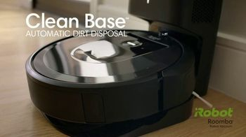 iRobot Roomba i7+ TV Spot, 'Forget About Vacuuming for Weeks' - Thumbnail 5