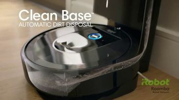 iRobot Roomba i7+ TV Spot, 'Forget About Vacuuming for Weeks' - Thumbnail 6