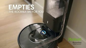 iRobot Roomba i7+ TV Spot, 'Forget About Vacuuming for Weeks' - Thumbnail 7