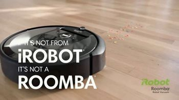 iRobot Roomba i7+ TV Spot, 'Forget About Vacuuming for Weeks' - Thumbnail 9