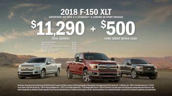 2018 Ford F-150 TV Spot, 'Leading the Pack' [T2] - Thumbnail 9