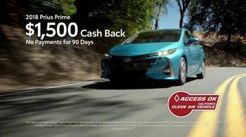 2018 Toyota Prius TV Spot, 'The Price of Gas' [T2] - Thumbnail 6