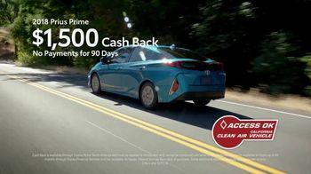 2018 Toyota Prius TV Spot, 'The Price of Gas' [T2] - Thumbnail 7