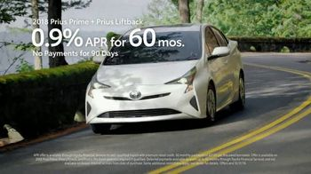 2018 Toyota Prius TV Spot, 'The Price of Gas' [T2] - Thumbnail 8