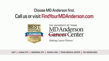 MD Anderson Cancer Center TV Spot, 'The Most Important Thing' - Thumbnail 10