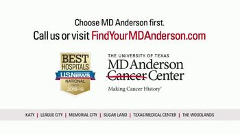 MD Anderson Cancer Center TV Spot, 'The Most Important Thing' - Thumbnail 9