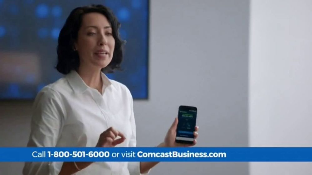 Comcast Business TV Commercial, 'Conference Calls' - iSpot.tv