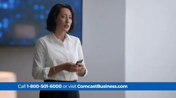 Comcast Business TV Spot, 'Conference Calls' - Thumbnail 1