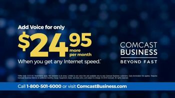 Comcast Business TV Spot, 'Conference Calls' - Thumbnail 9