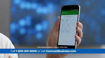 Comcast Business TV Spot, 'Conference Calls' - Thumbnail 6