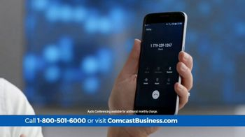 Comcast Business TV Spot, 'Conference Calls' - Thumbnail 7