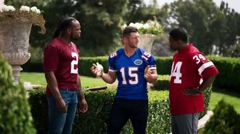 Nissan TV Spot, 'Heisman House: Signs' Featuring Tim Tebow, Derrick Henry, Herschel Walker [T1] - 3 commercial airings