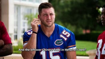 Nissan TV Spot, 'Heisman House: Signs' Featuring Tim Tebow, Derrick Henry, Herschel Walker [T1] - Thumbnail 6