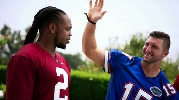 Nissan TV Spot, 'Heisman House: Signs' Featuring Tim Tebow, Derrick Henry, Herschel Walker [T1] - Thumbnail 7