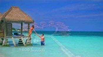 Sandals Resorts TV Spot, 'Make up for Lost Time' - Thumbnail 1