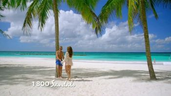 Sandals Resorts TV Spot, 'Make up for Lost Time' - Thumbnail 3