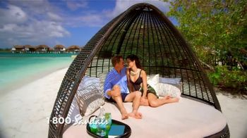 Sandals Resorts TV Spot, \'Make up for Lost Time\'