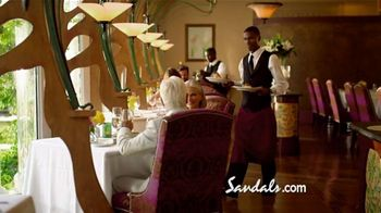 Sandals Resorts TV Spot, 'Make up for Lost Time' - Thumbnail 7