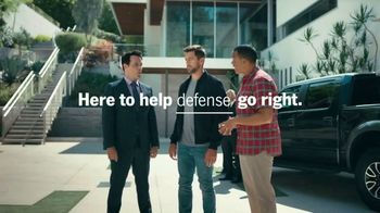 State Farm TV Spot, 'Defense' Featuring Aaron Rodgers - Thumbnail 8
