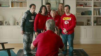 NFL Shop TV Spot, 'Awkward Family Photo' - Thumbnail 4