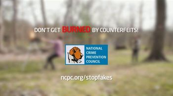 National Crime Prevention Council TV Spot, 'Don't Get Burned by Counterfeits' - Thumbnail 10