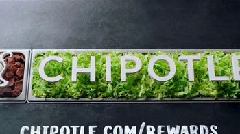 Chipotle Mexican Grill Rewards TV Spot, 'Rewarded' - Thumbnail 10