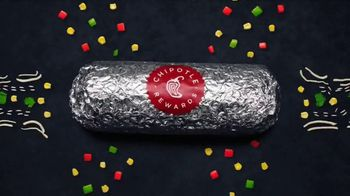 Chipotle Mexican Grill Rewards TV Spot, 'Rewarded' - Thumbnail 2