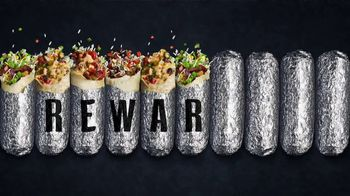 Chipotle Mexican Grill Rewards TV Spot, 'Rewarded' - Thumbnail 3