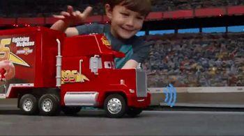 Disney Pixar Cars Super Track Mack TV Spot, 'Crash Ahead'
