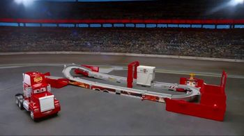 Disney Pixar Cars Super Track Mack TV Spot, 'Crash Ahead' - Thumbnail 4