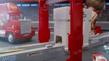 Disney Pixar Cars Super Track Mack TV Spot, 'Crash Ahead' - Thumbnail 5