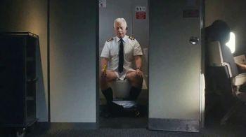 Air Wick V.I.P. Pre-Poop Spray TV Spot, 'Very Important Pilot'