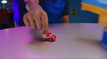 Disney Pixar Cars Mini Racers Rollin' Raceway TV Spot, 'Mini Racers' - Thumbnail 2