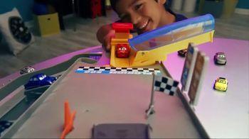 Disney Pixar Cars Mini Racers Rollin' Raceway TV Spot, 'Mini Racers' - 239 commercial airings