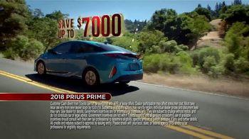 Toyota Fall Savings Event TV Spot, 'Don't Forget' [T2] - Thumbnail 4