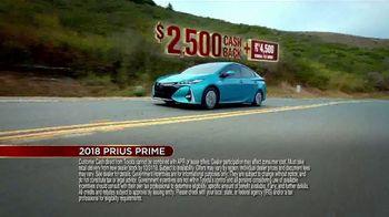 Toyota Fall Savings Event TV Spot, 'Don't Forget' [T2] - Thumbnail 5