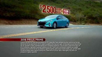 Toyota Fall Savings Event TV Spot, 'Don't Forget' [T2] - Thumbnail 6
