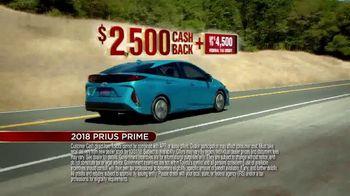 Toyota Fall Savings Event TV Spot, 'Don't Forget' [T2] - Thumbnail 7