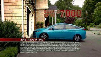 Toyota Fall Savings Event TV Spot, 'Don't Forget' [T2] - Thumbnail 8