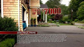 Toyota Fall Savings Event TV Spot, 'Don't Forget' [T2] - Thumbnail 9