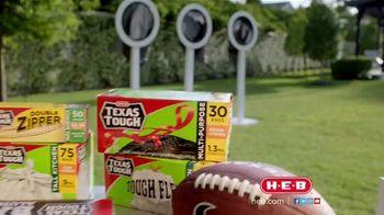 H-E-B Texas Tough TV Spot, 'Houston Texans' Featuring Deshaun Watson - Thumbnail 10