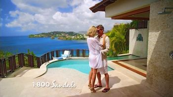 Sandals Resorts TV Spot, 'Luxury' - Thumbnail 3