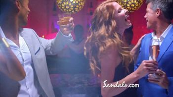 Sandals Resorts TV Spot, 'Luxury' - Thumbnail 7